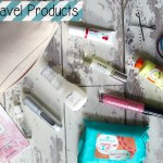 Beauty Products for Travelling