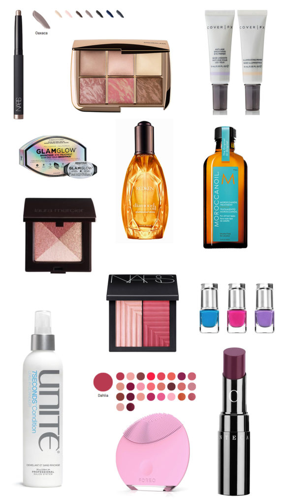 Urban Retreat Beautique Wishlist