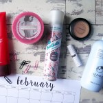 Product Empties February 2016 #2