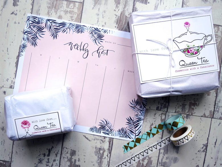 Queen Tea Beauty Products