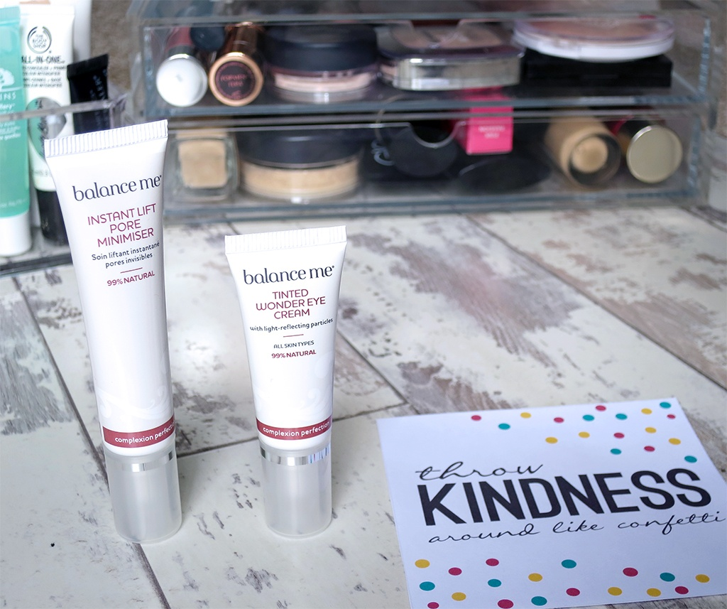 BalanceMe Tinted Wonder Eye Cream