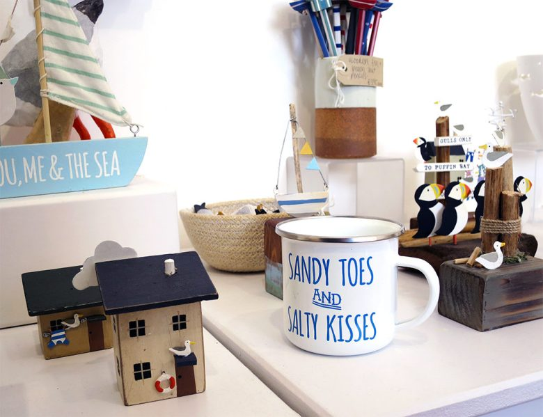 Cute Nautical Themed Shops