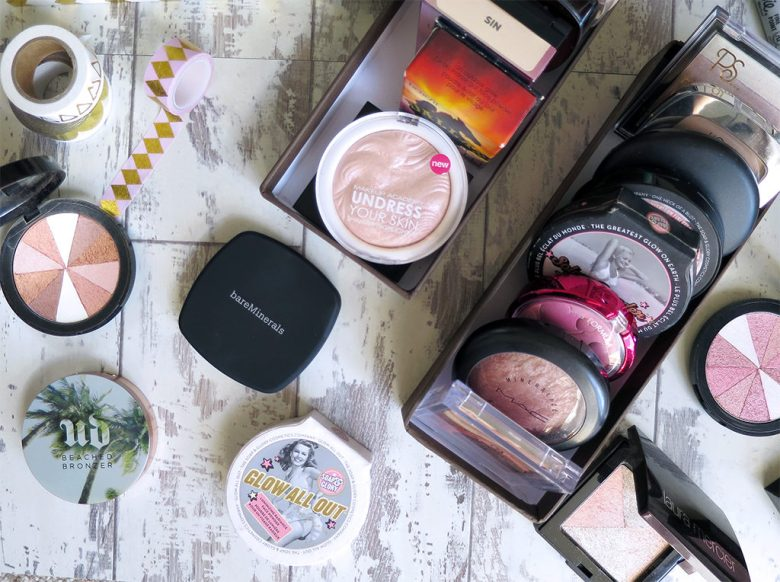 My Most Used Face Powders