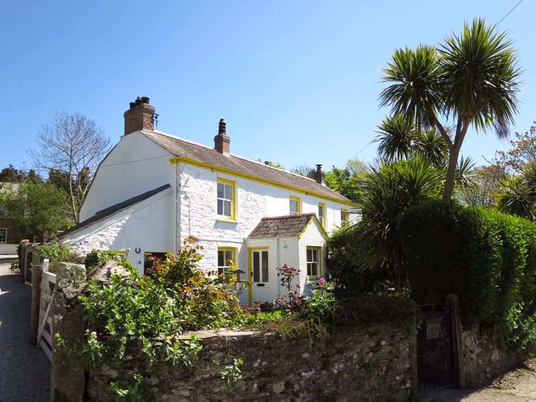 Sunshine Cottage Cornwall