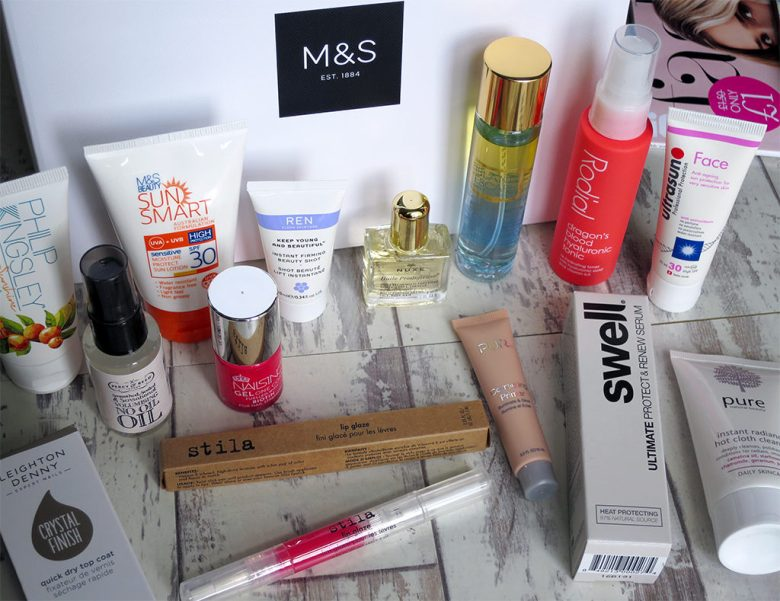 Summer Beauty Box from M&S