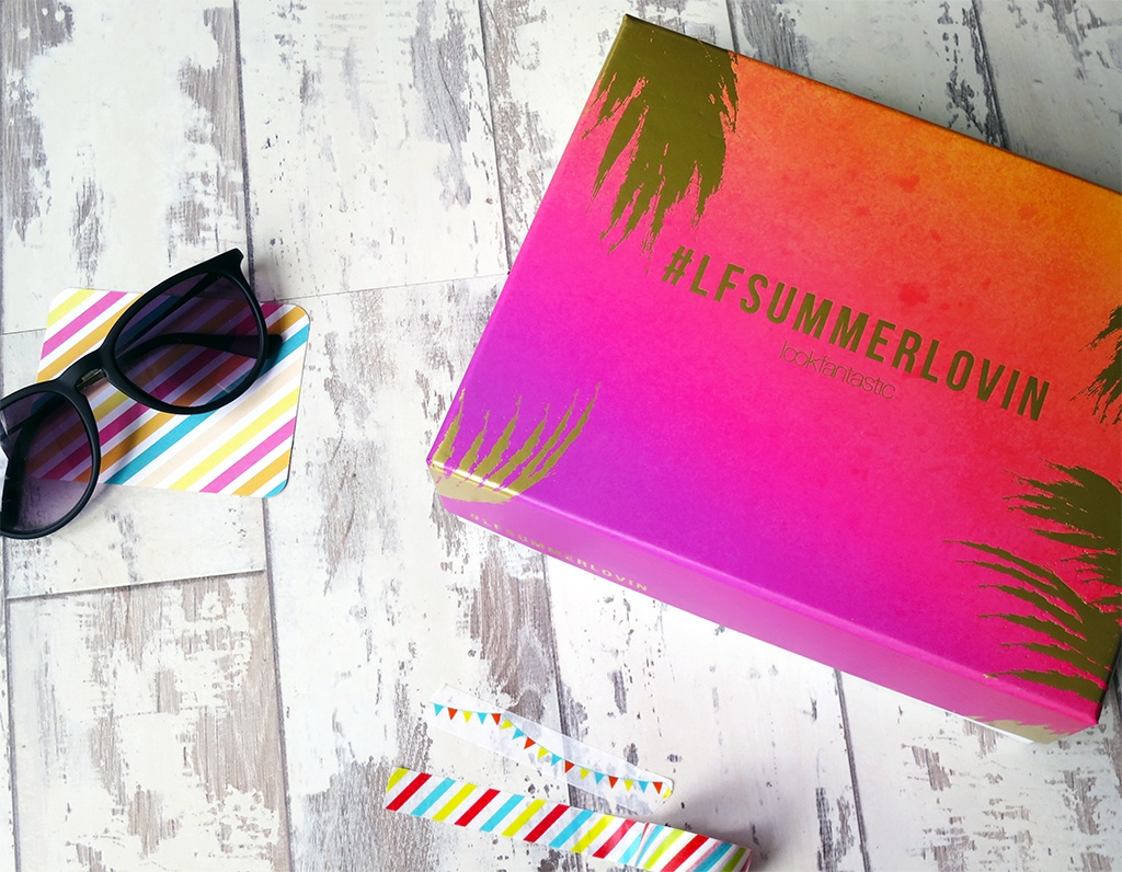 Look Fantastic Summer Lovin Beauty Box