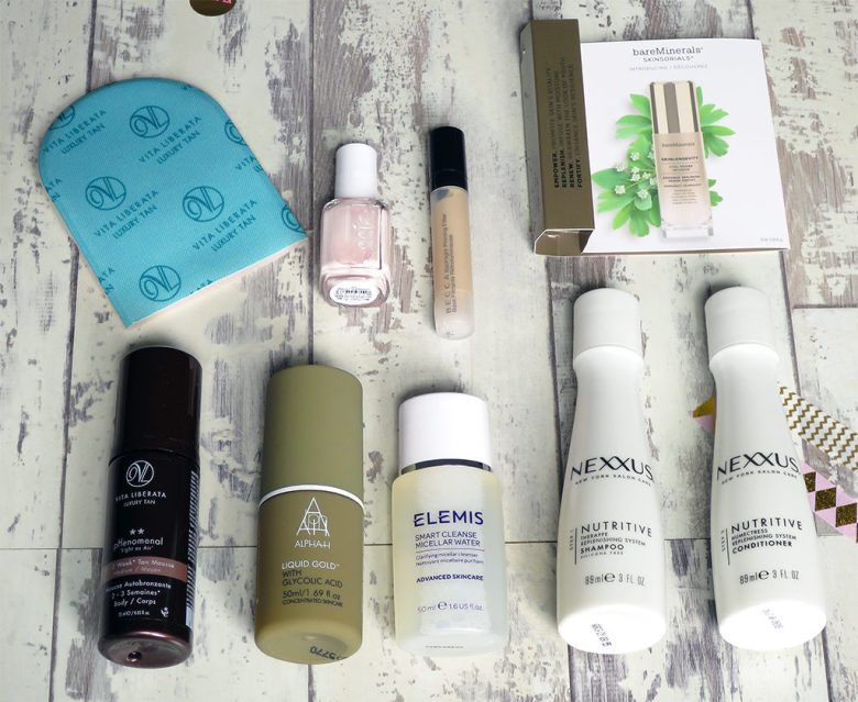 New Beauty Box from Tili
