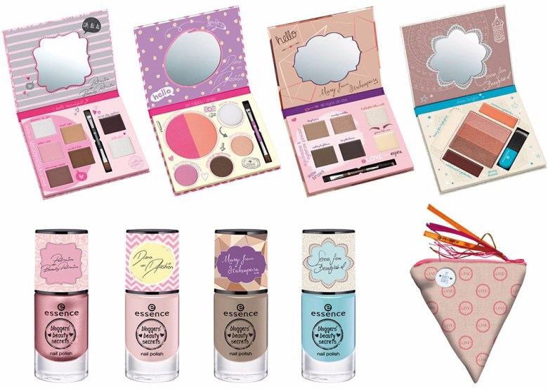 Essence Bloggers Beauty Secrets Collection