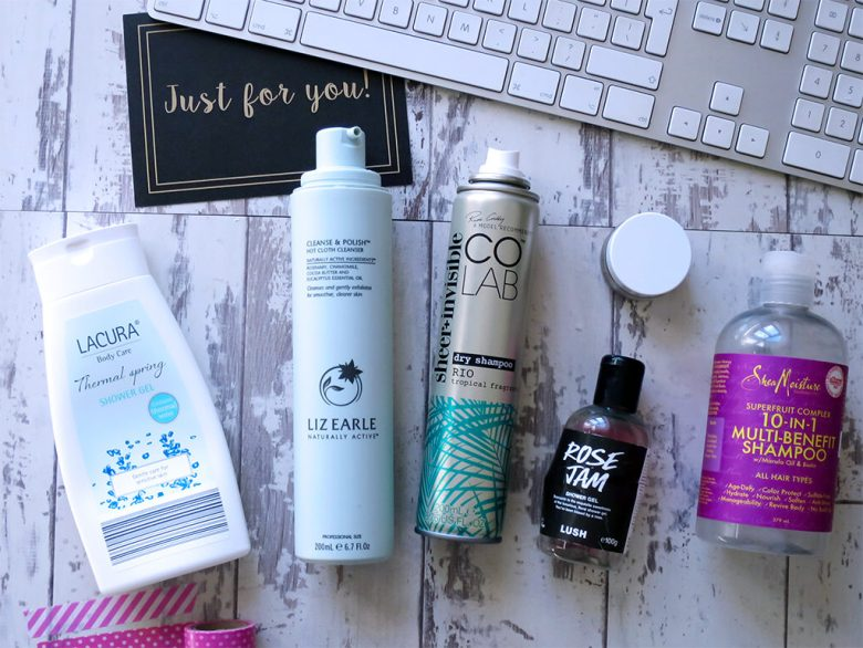 August Product Empties 2016