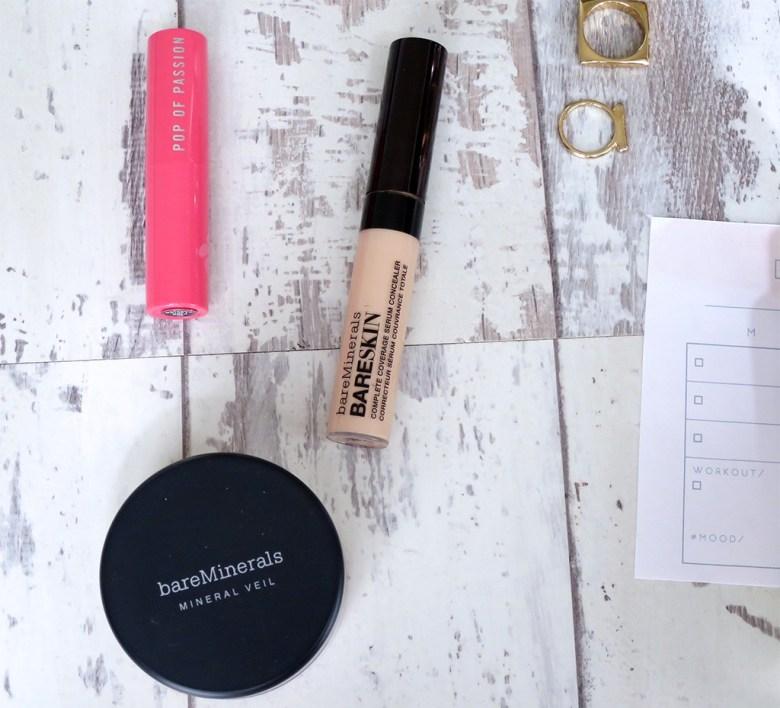 bareMinerals Makeup Favourites