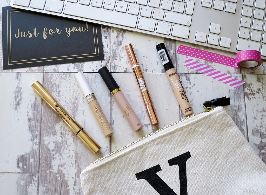 Product Empties - Concealers and Highlighters
