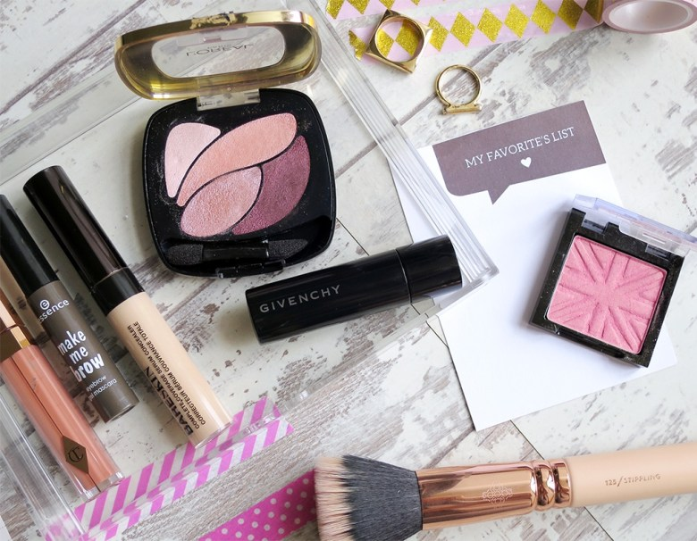 Shopping My Makeup Collection August 2016