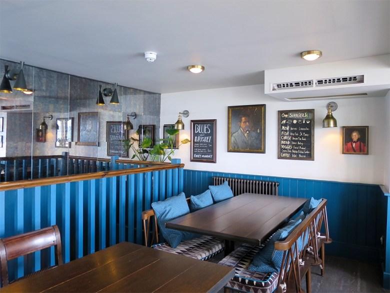 Star and Garter Pub Falmouth