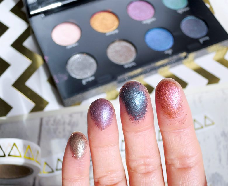 UD Moondust Eyeshadow Palette