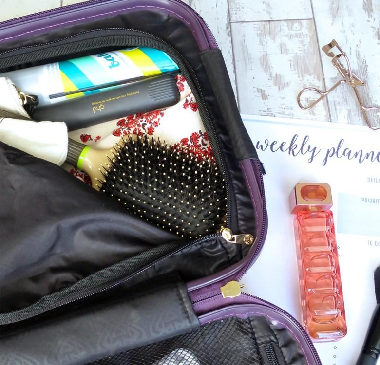 BIBA Luggage Vanity Case