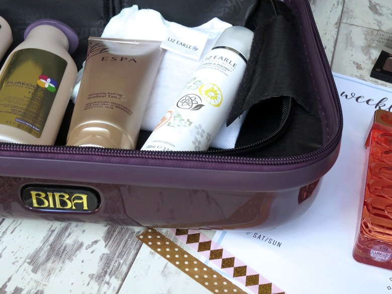Makeup Vanity Case from BIBA
