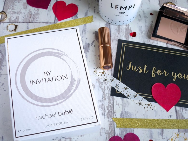 Michael Bublé By Invitation Perfume