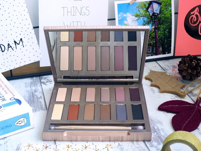 New Urban Decay Ultimate Naked Basics Palette