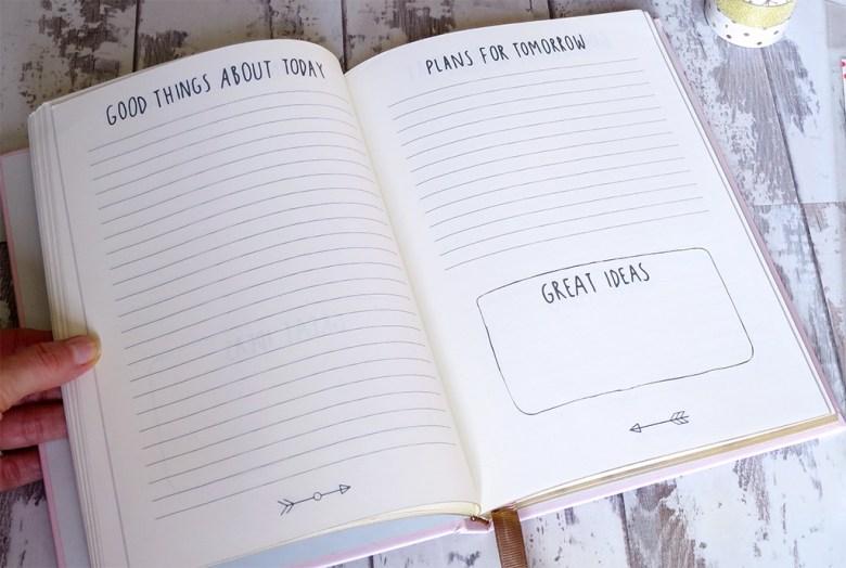 New Planner Notebook