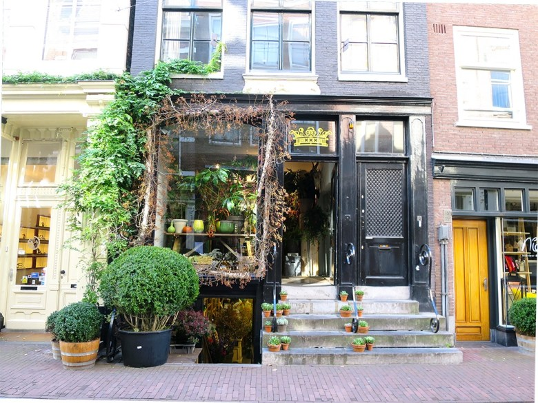 Amsterdam Shop Fronts