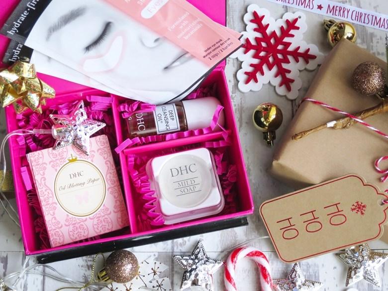 DHC Bento Beauty Box