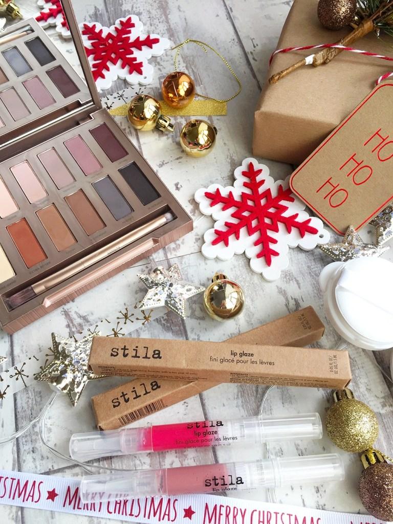 Festive Beauty Gifts Makeup