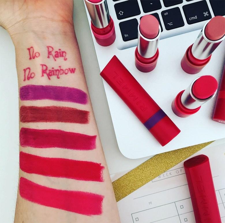 Rimmel The Only One Matte Lipsticks