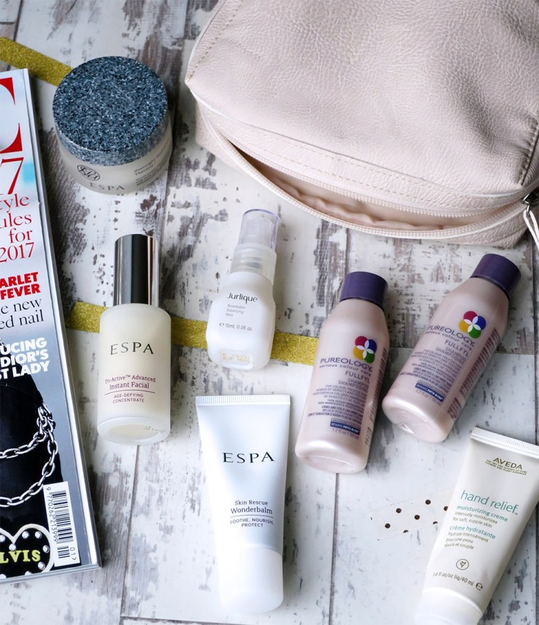 Beauty products for hospital