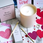 Limited Edition Miller Harris Rose Silence Candle