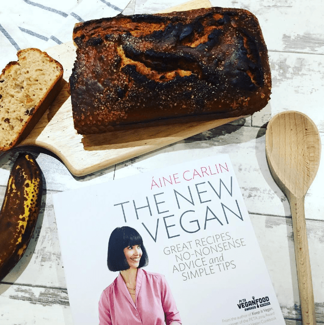 Vegan Banana Bread Recipe