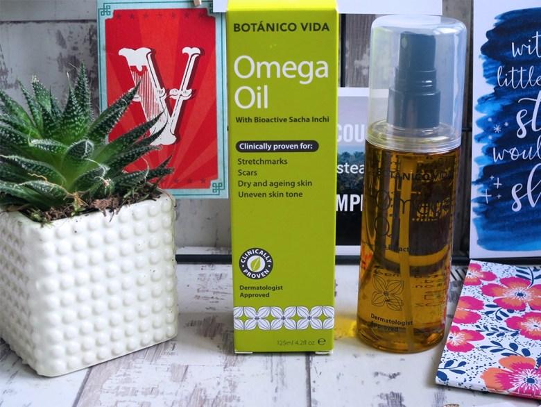 BOTANICO VIDA Omega Oil