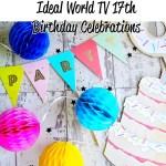 Ideal World's 17th Birthday Celebration