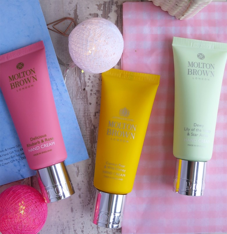 Limited Edition Molton Brown Gourmand Collections