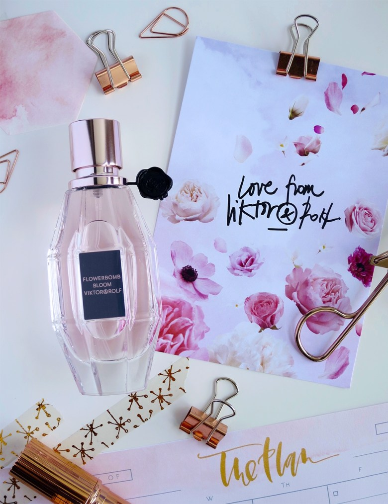 Viktor and Rolf Flower Bomb Bloom Fragrance