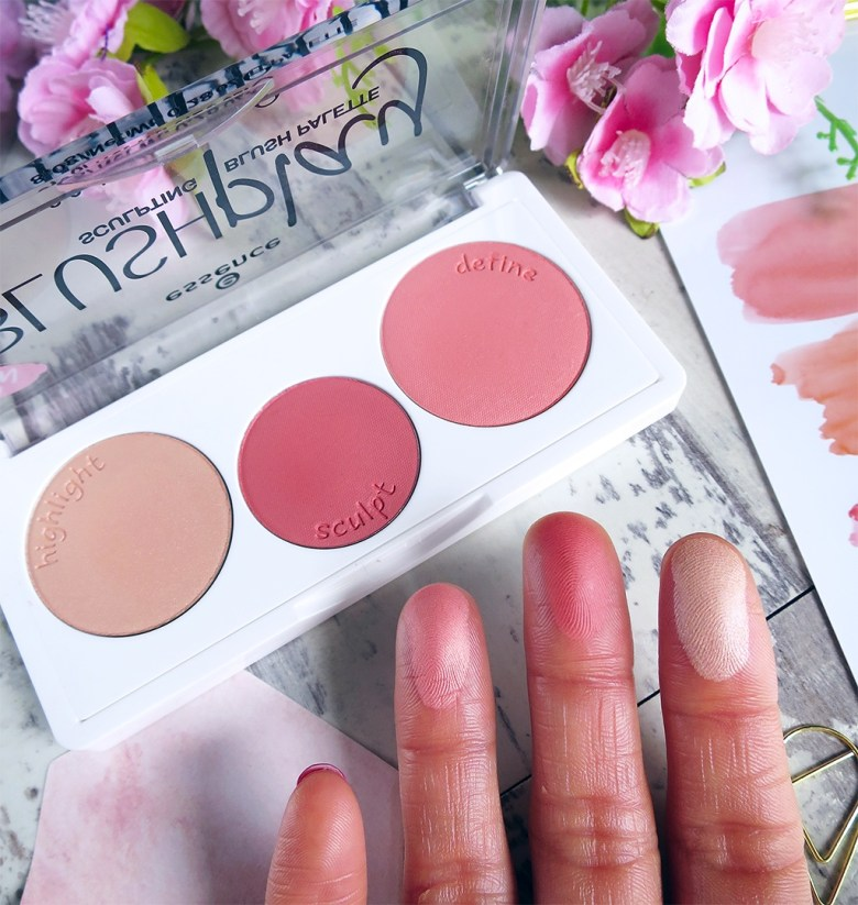 Essence Blush Play Sculpting Blush Palette