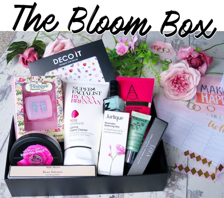 Latest In Beauty The Bloom-Box