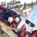 Limited Edition Balance Basket from BalanceMe