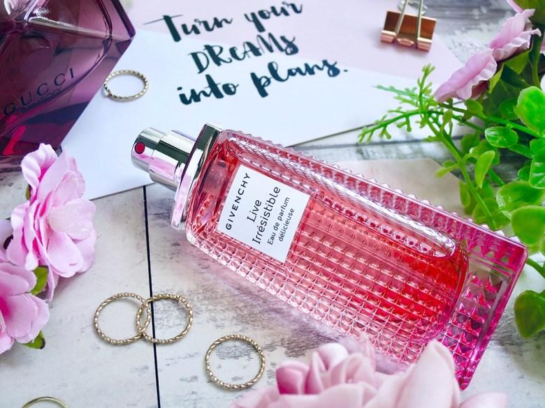 Givenchy Live Irresistible Perfume