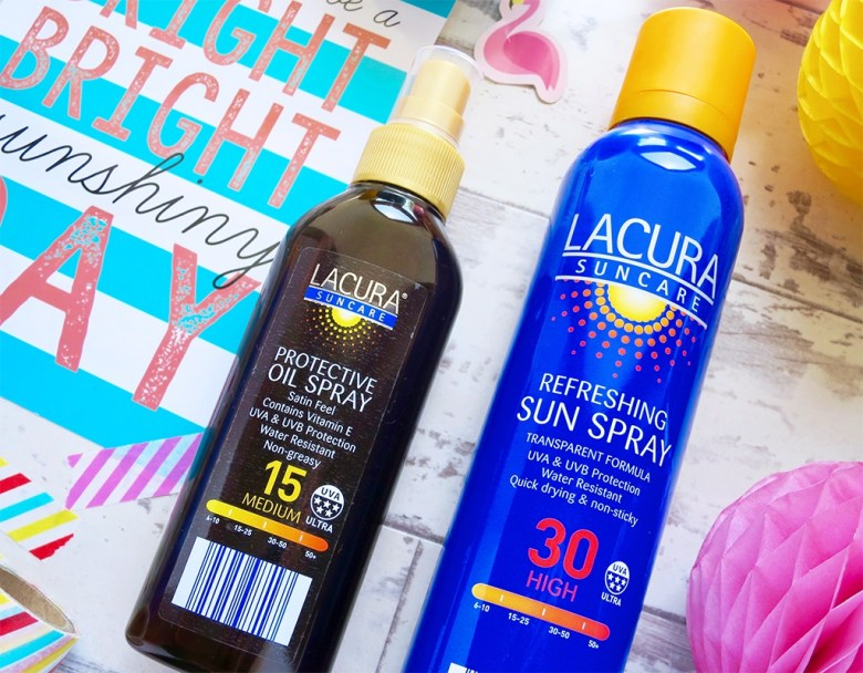Lacura Sun Protection For Aldi