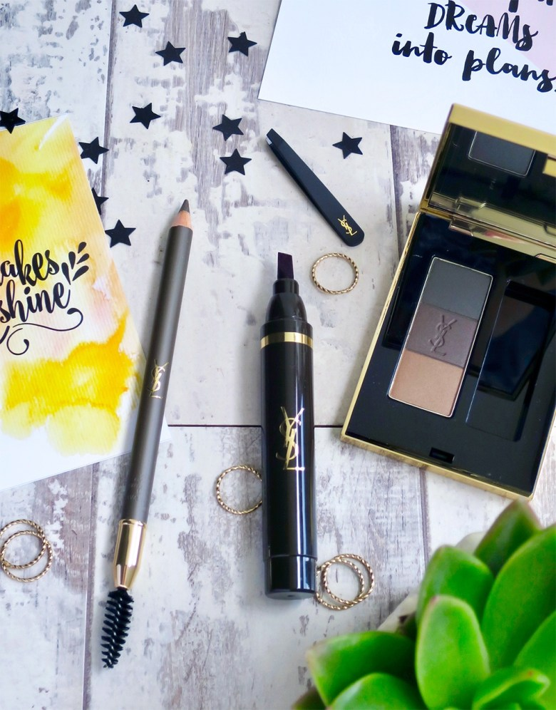 Luxury Makeup From YSL