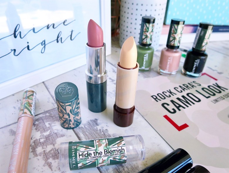 New Camo Collection Releases From Rimmel