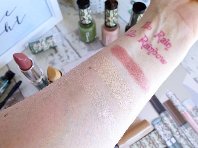 Rimmel Camo Collection Swatches