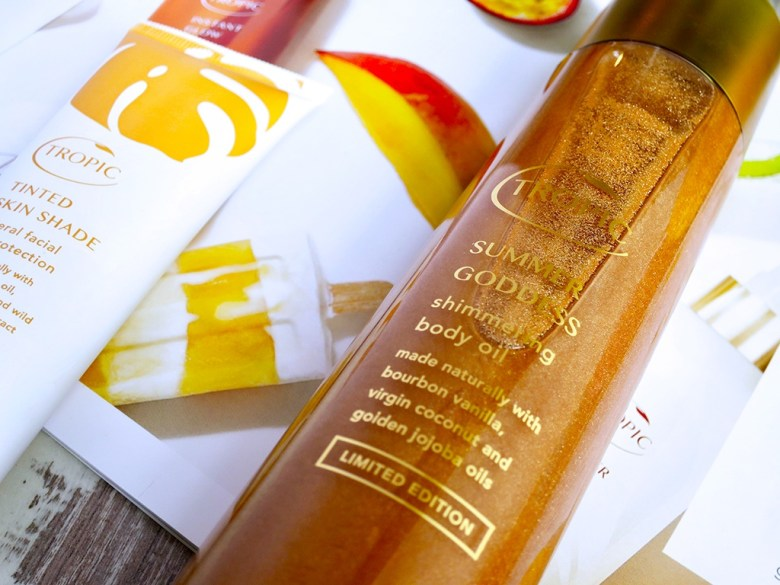 Tropic Suncare Products 2017