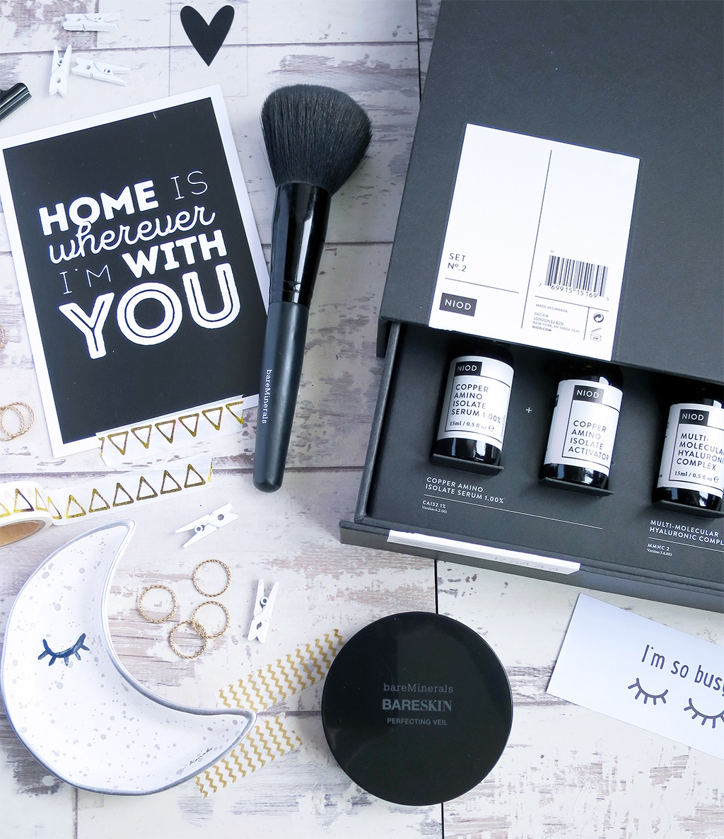 NIOD Dermal Science Radiance Set
