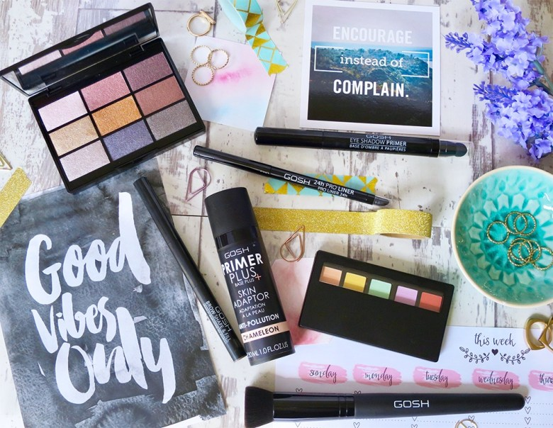 New makeup releases from GOSH