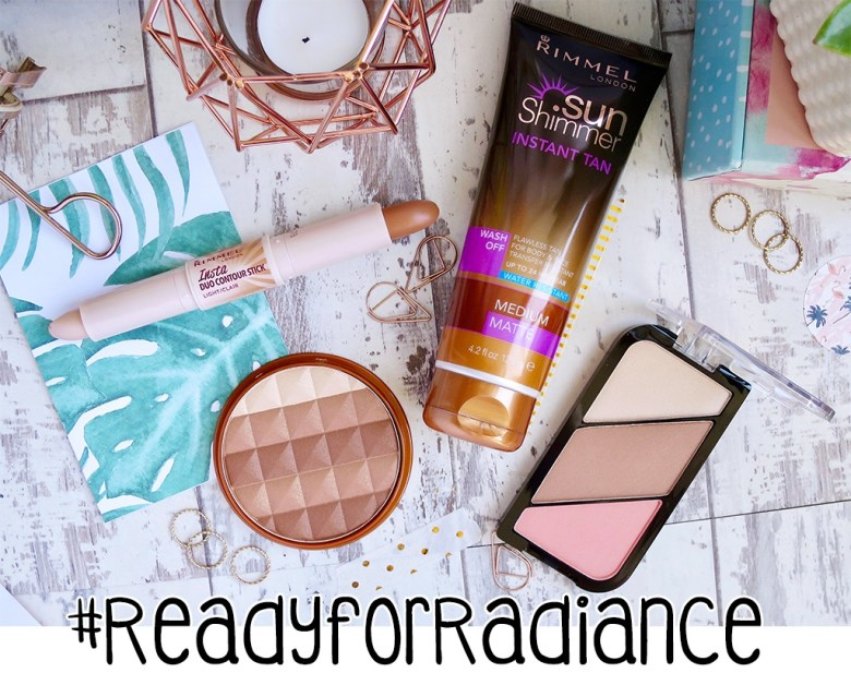 #ReadyforRadiance with Rimmel