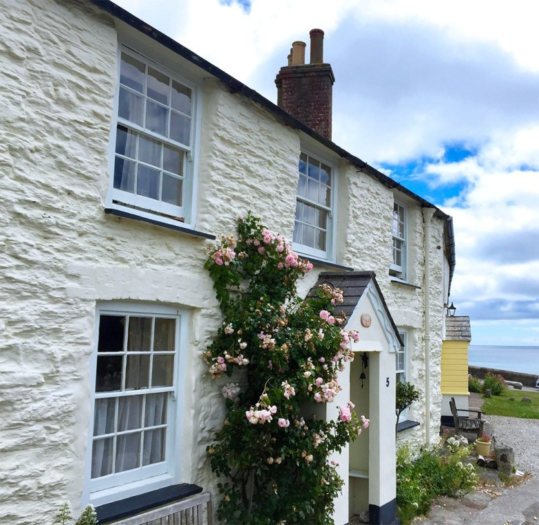 Cute Chocolate Box Cottages