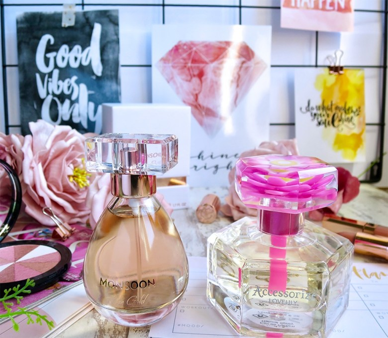 Affordable Fragrance Monsoon Rose Gold