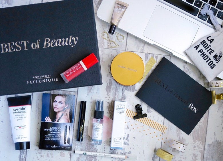 Best of Beauty Box from Feelunique