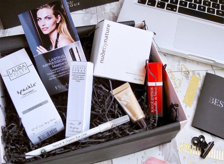 Feelunique Universal Makeup Beauty Box